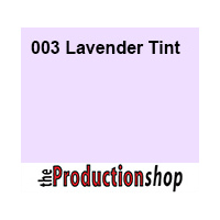 Lee 003 Lavender Tint - Full Sheet