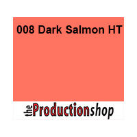 Lee 008 Dark Salmon High Temperature - Half Sheet