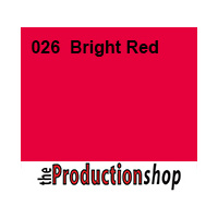 Lee 026 Bright Red