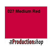 Lee 027 Medium Red