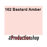 Lee 162 Bastard Amber - Half Sheet