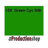 Rosco Supergel #126 Green Cyc Silk Filter