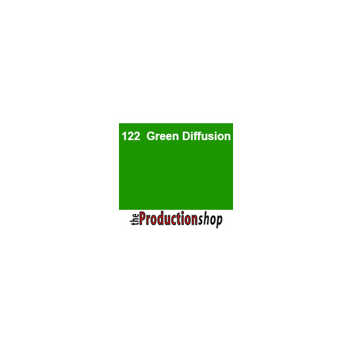 Rosco Supergel #122 Green Diffusion Filter